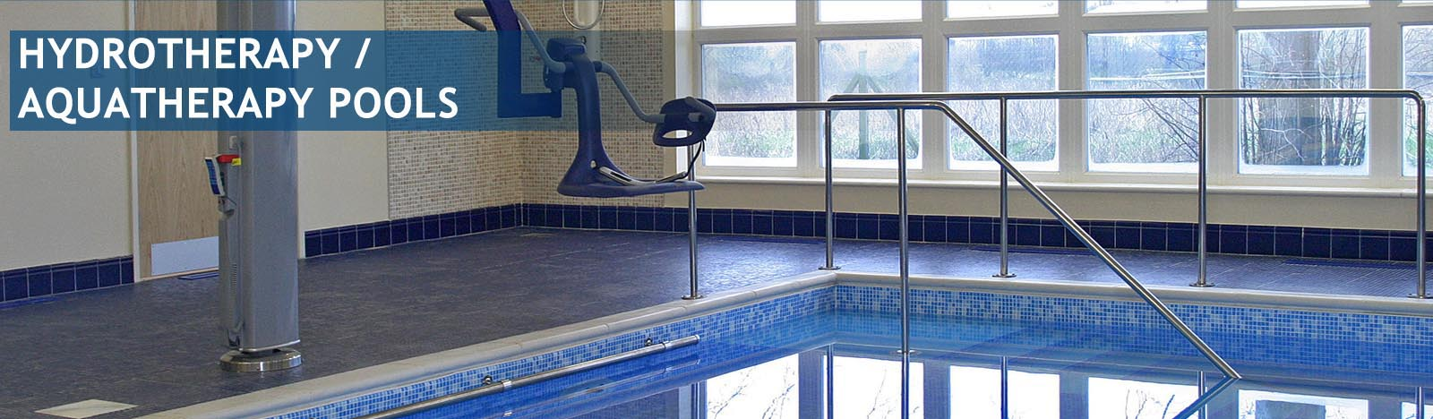 hydrotherapy pools builders london